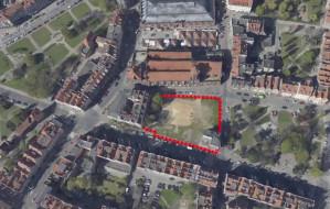 Nowe plany dla Oliwy, Śródmieścia i cmentarza