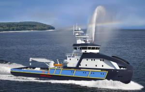 Remontowa Shipbuilding buduje dla Urzędów Morskich