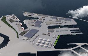 Port Centralny. Pięć ofert na wykonanie koncepcji
