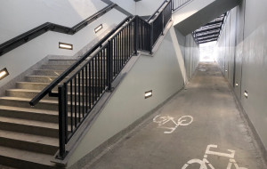Forum Gdańsk na razie nie otworzy nowego tunelu przy ul. Toruńskiej