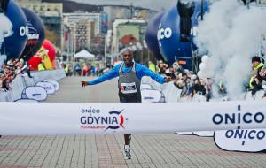 Wygraj pakiet startowy Onico Gdynia Półmaratonu. Poznaj elitę biegu