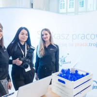 Trwają Inżynierskie Targi Pracy na Politechnice Gdańskiej