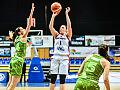 Basket 90 Gdynia pewnie pokonał Widzew Łódź. Victoria Jankoska trafiła siedem razy za 3 pkt