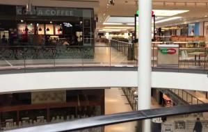 Niewielu klientów w trójmiejskich centrach handlowych