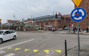 Będzie rondo przy Hali Targowej w Gdańsku