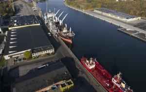 Port Gdańsk modernizuje kolejne nabrzeża