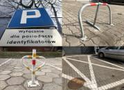 Prywatne miejsce parkingowe. Czytaj: nie parkuj