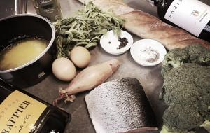 Gastrobanda: Kamil Sadkowski o aromatycznym łososiu