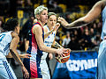 Basket 90 Gdynia poszuka energii w ostatnich minutach. Jelena Skerović: Musimy poprawić końcówki meczów
