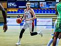 Basket 90 Gdynia przegrał z Energą Toruń 83:89. Oczywiście zadecydowały ostatnie 3 minuty meczu