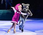 Przygody Maszy i Niedźwiedzia. Widowisko dla dzieci przyciągnęło tłumy