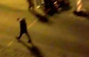 Nocna bójka przed dworcem w Gdyni