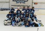 Gdyńskie Niedźwiadki mistrzami Pomorza w dziecięcym hokeju na lodzie