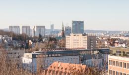 Zobacz Gdańsk z nowego punktu widokowego