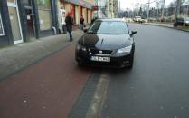 Gdynia: droga rowerowa czy parking?