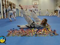 Sport Talent: Oliwia Podwysocka. Drobna, niepozorna, a potrafi kopnąć