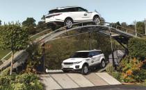 Przetestuj terenowe możliwości Land Roverów