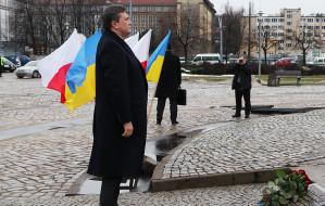 Prezydent Ukrainy w Gdańsku