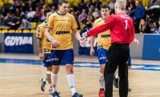 PGNiG Superliga piłkarzy ręcznych: Spójnia Gdynia - Azoty Puławy 26:43. Kwadrans bez gola gdynian