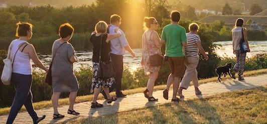 Nowy sezon wykładów i spacerów z Lokalnymi Przewodnikami