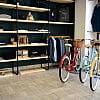 Rowery i akcesoria w stylu retro w Dryfcie