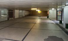 Tunel przy budynku LOT-u zamknięty od czwartku