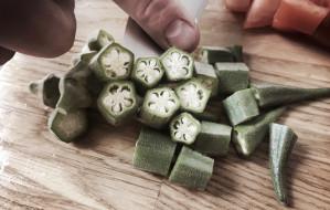 Gastrobanda: Kamil Sadkowski odkrywa smak okry