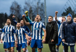 Miesiąc prawdy piłkarzy Bałtyku Gdynia. W sobotę biało-niebiescy zagrają z Wdą Świecie