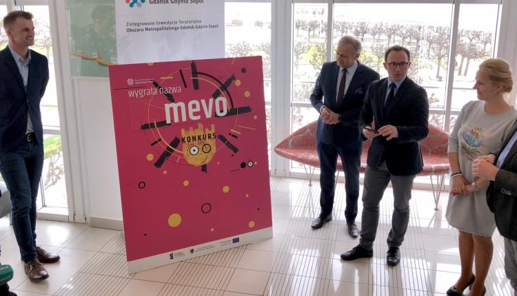 Mevo - tak będzie nazywał się pomorski rower metropolitalny