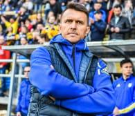 Arka Gdynia - Cracovia. Cel zrealizowany, a trener Leszek Ojrzyński wciąż niepewny posady
