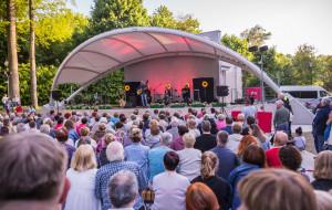Koncertowe otwarcie Amifiteatru Orana w parku Oruńskim