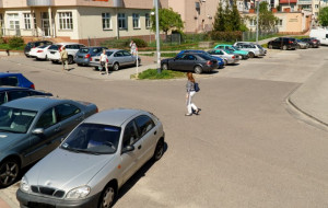 Dąbrowa: za lub przeciw jednokierunkowym ulicom