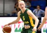 Santa Okockyte wzmocniła Basket 90 Gdynia. Drużyna kompletna na rozegraniu