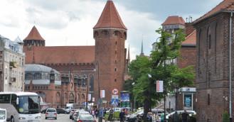 Nocne pobicie w centrum Gdańska