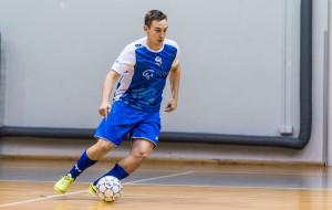 Futsaliści AZS UG przegrali z Solnym Miastem. Zagrają w barażach o utrzymanie w ekstraklasie