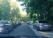 Gdynia: świeżo wyremontowana ulica jest nieprzejezdna. Kierowcy łamią prawo