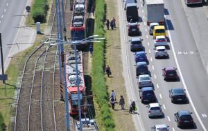 Coraz więcej autobusów nie wyjeżdża w Gdańsku na trasy
