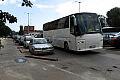 Wraca problem autokarów w centrum Gdańska. Nie ma dla nich miejsca