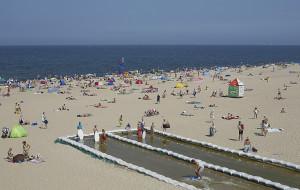 Zamiast Paktu dla Stogów inwestycje na plaży