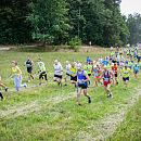 Ponad 170 osób biegało na Łysej Górze