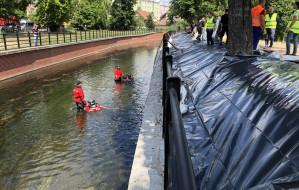 Służby ćwiczyły reakcję na powódź