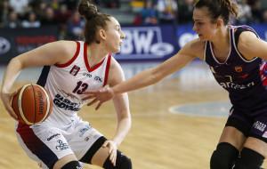 Kontuzja Anny Makurat. Czy koszykarka Basketu zdąży na start sezonu?