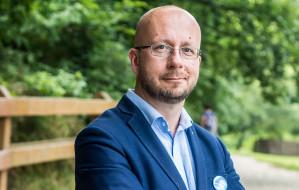 Zygmunt Zmuda-Trzebiatowski chce być prezydentem Gdyni