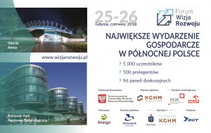Rusza pierwsza edycja Forum Wizja Rozwoju