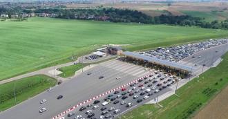 Bramki na autostradzie A1 będą otwierane podczas wakacji
