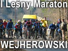 I Leśny Maraton Rowerowy na Orientację, Wejherowo (18.04.2004)