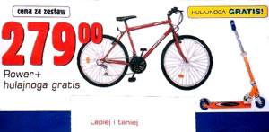 Gdzie nie należy kupować roweru