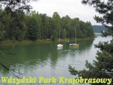 Kaszubskie Morze i Wdzydzki Park Krajobrazowy; ed.1