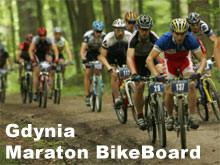 Liga BikeBoard; Maraton Gdynia; 01.08.2004