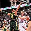 Polscy koszykarze przegrali z Litwą w Ergo Arenie